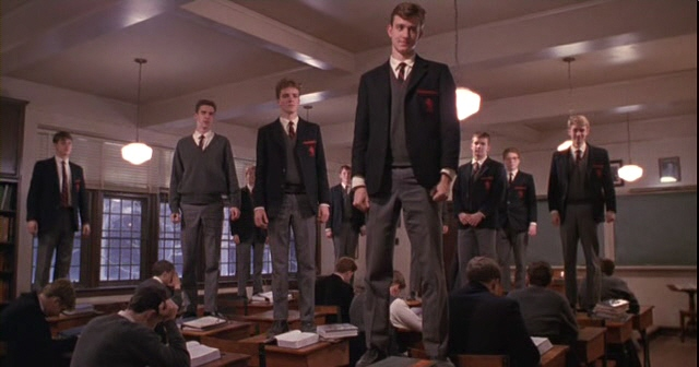 The Dead Poet's Society, a Study in Leadership Development